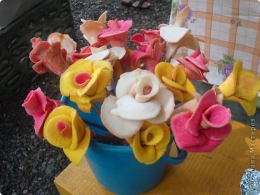 Это вполне съедобные (очень даже вкусные) цветы.