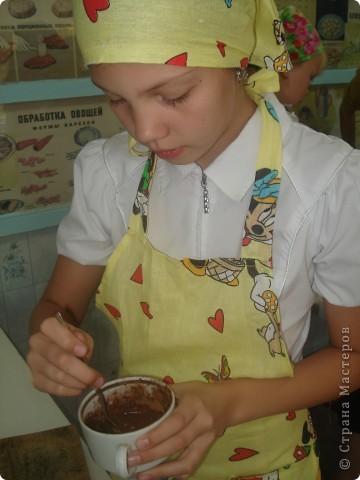 Вот такое вкусное и красивое блюдо мы готовим в 6 классе. фото 4