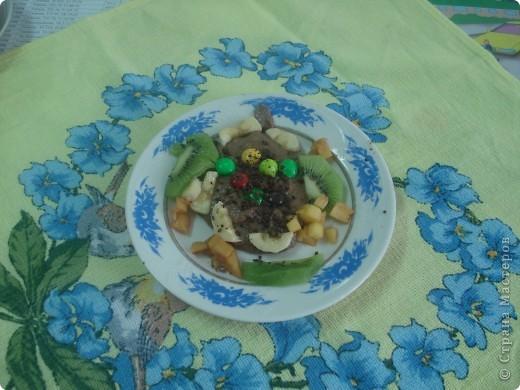 Вот такое вкусное и красивое блюдо мы готовим в 6 классе. фото 16