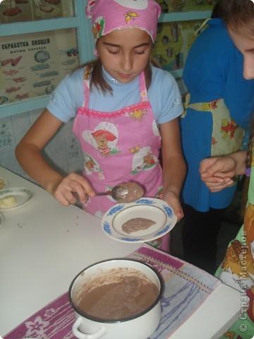 Вот такое вкусное и красивое блюдо мы готовим в 6 классе. фото 14