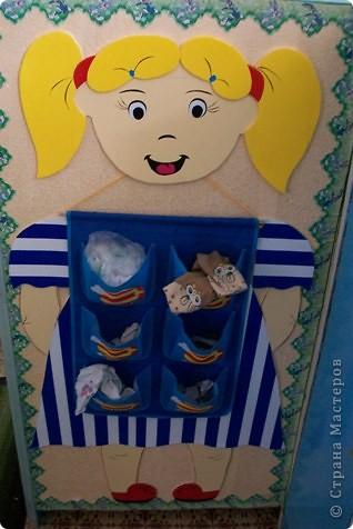 Родительский уголок сделан по принципу стендов Росси из потолочной плитки и самоклейки. фото 3