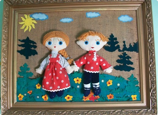 Картины для оформления стен детского сада_1 фото 5