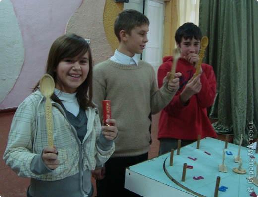 """Игра """"Поле чудес"""" В начале игры песня в исполнении наших учеников  фото 5"""