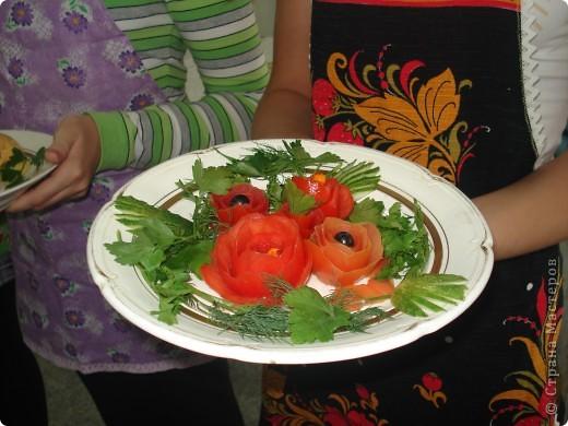На уроке кулинарии в 8 классе. фото 2