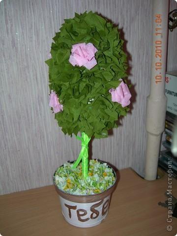Дерево. Торцевание фото 4