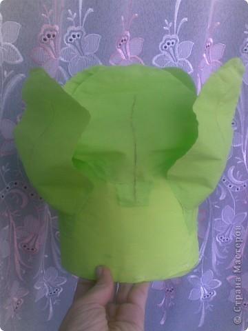 Вот наша шапочка капусты готова. фото 4