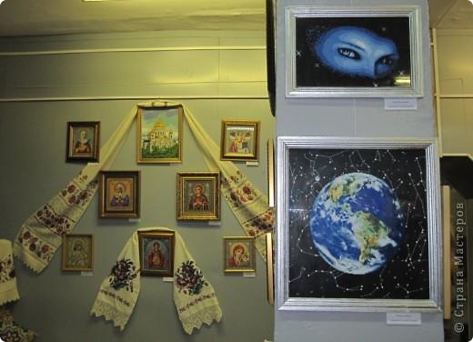 Мои работы на выставке... фото 4