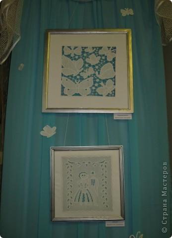 Мои работы на выставке... фото 8