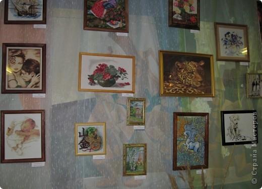 Мои работы на выставке... фото 9