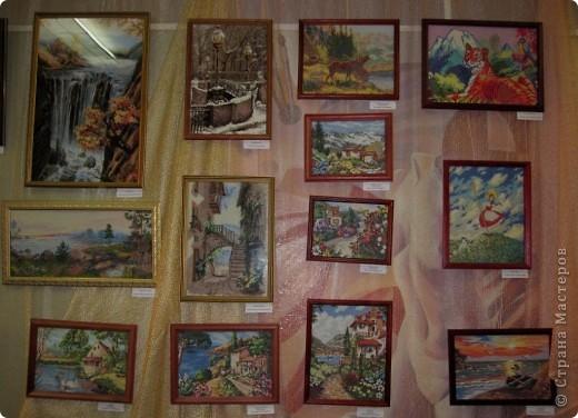 Мои работы на выставке... фото 11