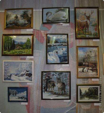 Мои работы на выставке... фото 12