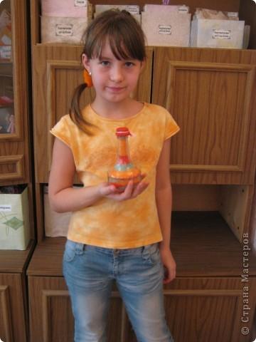 Попробовали с детьми на занятии сделать насыпушки. И вот такая красота у нас получилась. фото 5