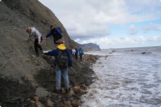 Так начинался наш подъем на Эчкидаг («Козья гора»). фото 18
