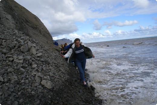 Так начинался наш подъем на Эчкидаг («Козья гора»). фото 19
