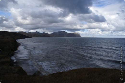 Так начинался наш подъем на Эчкидаг («Козья гора»). фото 21