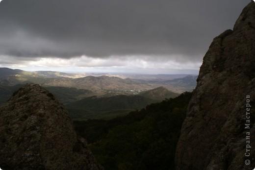 Так начинался наш подъем на Эчкидаг («Козья гора»). фото 3