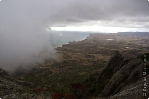 Так начинался наш подъем на Эчкидаг («Козья гора»). фото 5