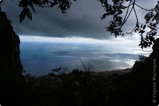 Так начинался наш подъем на Эчкидаг («Козья гора»). фото 6