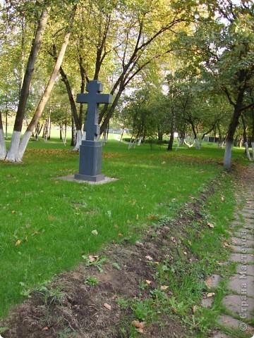 """Приглашаю вас, дорогие мастерицы на экскурсию к памятнику истории """"Бутовский полигон"""". Эта экскурсия не будет веселой и увлекательной, скорее она будет познавательной. фото 4"""