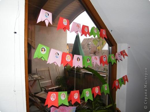 Ждем гостей. Стол украсили еще с вечера - терпения не было.... фото 28