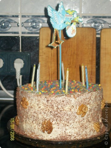 тортик для маленькой оравы.. фото 1