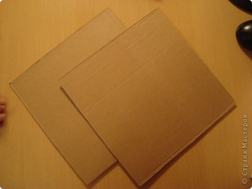 Я в восторге от сундучков из спичечных коробков, но хотелось побольше вместимости и попрактичнее оформление... фото 6