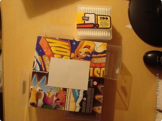 Я в восторге от сундучков из спичечных коробков, но хотелось побольше вместимости и попрактичнее оформление... фото 7