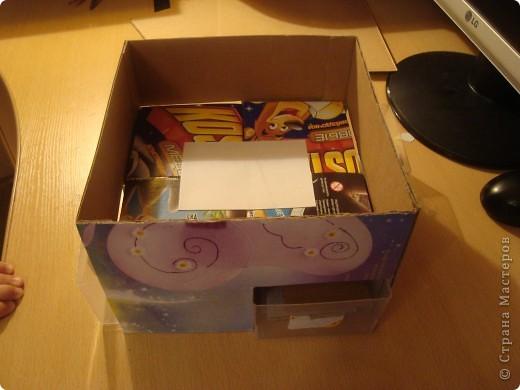 Я в восторге от сундучков из спичечных коробков, но хотелось побольше вместимости и попрактичнее оформление... фото 8