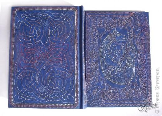 Ежедневник с кельтскими орнаментами фото 1