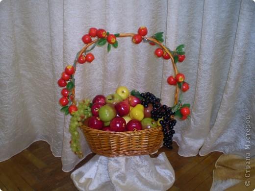Интерьер Оформление музыкального зала Овощи фрукты ягоды фото 4