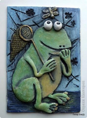 Лягушка - нецаревна. фото 1