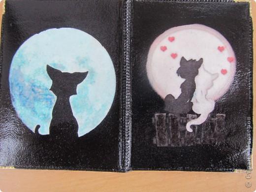 Романтичные коты. фото 1