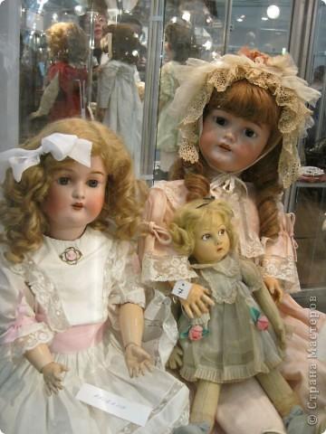 Возьму на себя смелость продолжить репортаж о Шестом международном Салоне кукол в Москве.  фото 19