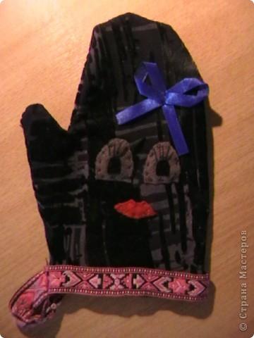 Эту прихватку делала в начальных классах))) фото 1