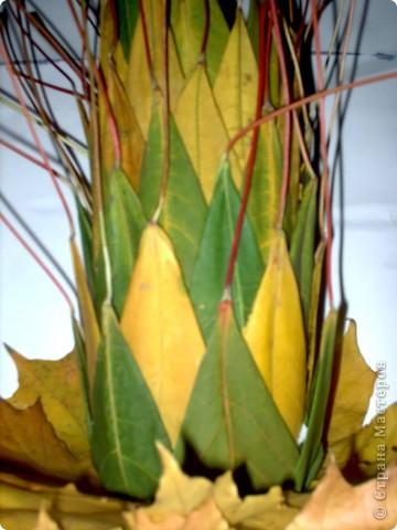 Осенняя ваза фото 2