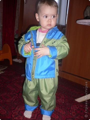 костюмчик для дочи фото 1