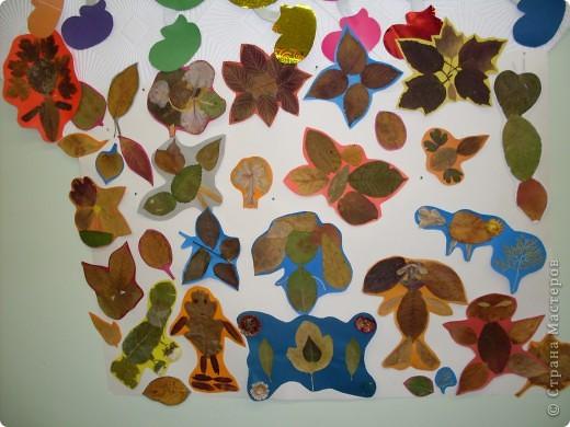 Загадочные существа, птицы и цветы... фото 1