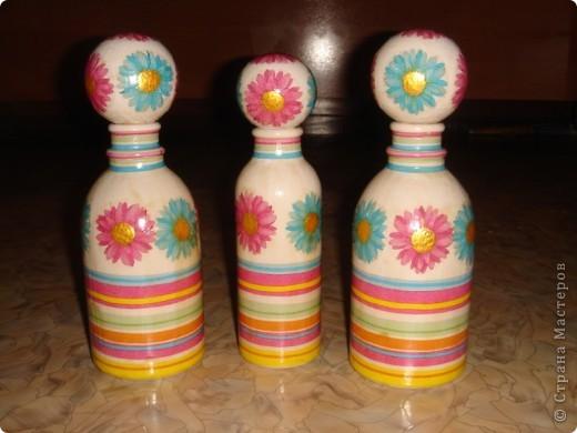 Кто угадает: из-под чего эти бутылочки?;) фото 1