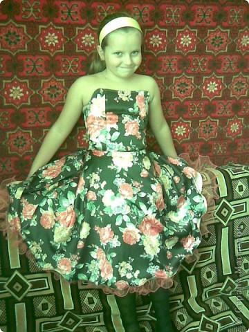 платье от мамы  фото 1