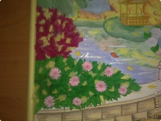 """Картинка на тему """"Осень"""" для конкурса в детском садике фото 2"""