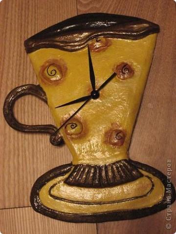 Очередные часы   =)