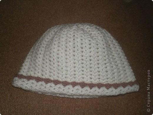 осенняя шапочка  фото 1