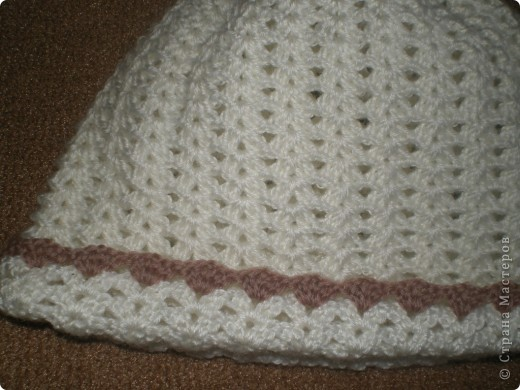 осенняя шапочка  фото 2