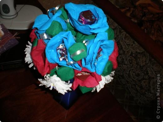 Букет в подарок фото 4