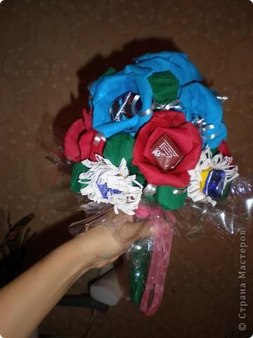 Букет в подарок фото 2