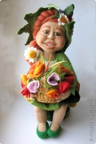 цветочная фея фото 1