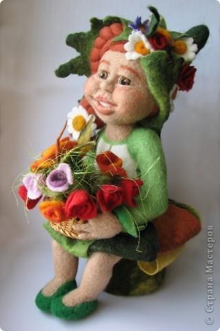 цветочная фея фото 2