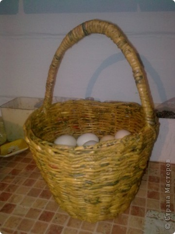 Мои корзиночки фото 2