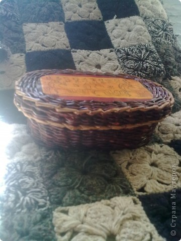 Коробочка для мелочей фото 1