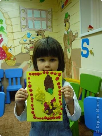 Изучаем LEAVES, которые разноцветные:) На заднем плане видна моя домашняя работа;) фото 2